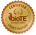 BioTE Trusted Legacy Partner
